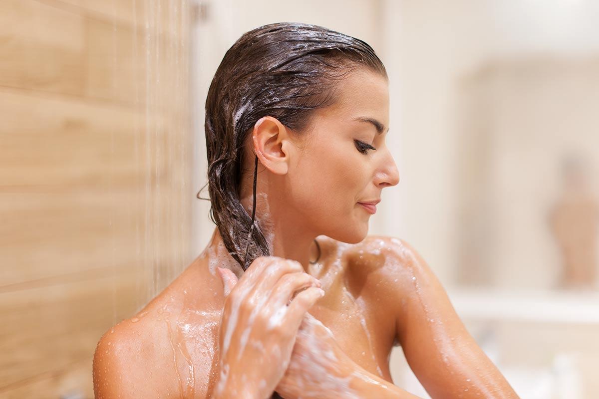 Haare Waschen Vor Dem Färben